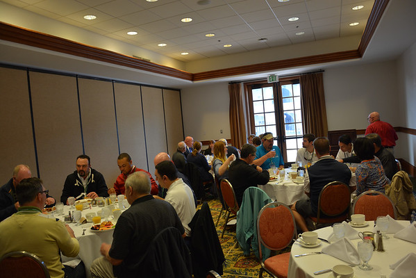 2015 Int'l Conference San Diego Inspirational Breakfast